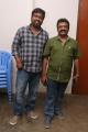 M Rajesh, T Siva @ Kadavul Irukan Kumaru Pre Release Press Meet Stills