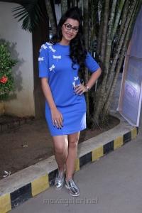 Actress Nikki Galrani @ Kadavul Irukan Kumaru Teaser Launch Stills