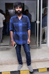 GV Prakash Kumar @ Kadavul Irukan Kumaru Teaser Launch Stills