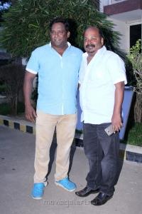 Robo Shankar, Singampuli @ Kadavul Irukan Kumaru Teaser Launch Stills