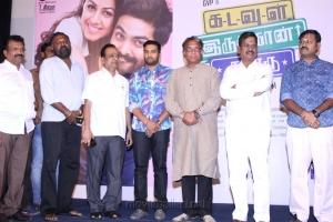 Kadavul Irukan Kumaru Movie Teaser Launch Stills