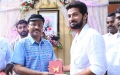 Kadhai Thiraikkadhai Vasanam Iyakkam Movie Pooja Stills