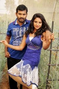 Sutharsan Raj, Mamatha Ravath in Kadhal Agathi Movie Photos