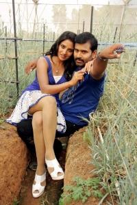 Sutharsan Raj, Mamatha Ravath in Kathal Agathi Movie Photos