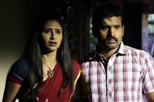 Sutharsan Raj, Aisha in Kadhal Agathi Movie Photos