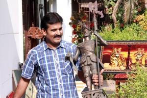 Actor Sutharsan Raj in Kadhal Agathee Movie Photos