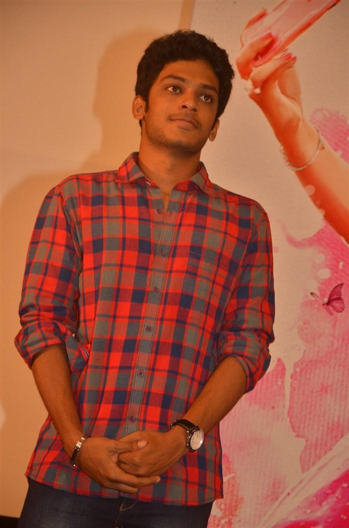 Actor KG @ Kadhal Kan Kattudhe Movie Press Meet Stills