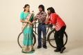 Chandini Tamilarasan, Prithvi Rajan in Kadhal Munnetra Kazhagam Movie Stills