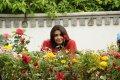 Kadhal Saranya Cute Photos in Garden