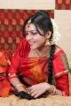 Actress Saranya Nag in Silk Saree  Photoshoot Stills