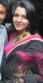 Kadhal Saranya Saree Stills @ Retta Vaalu Audio Launch