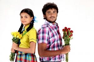 Saranya Mohan, Ajmal Khan in Kadhalai Thavira Veru Ondrum Illai Movie Photos