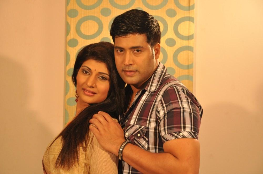jai akash and sangeetha