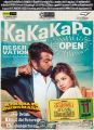 Vijay Sethupathi, Madonna Sebastian in Kadhalum Kadandhu Pogum Movie Release Posters