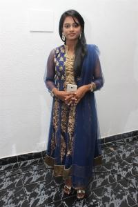 Actress Dillija @ Kagitha Kappal Audio Launch Stills