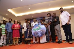 Kagitha Kappal Movie Audio Launch Stills