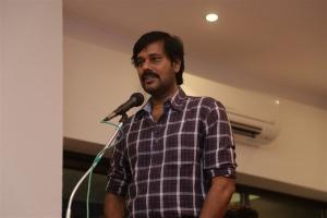 Natarajan Subramaniam @ Kagitha Kappal Audio Launch Stills