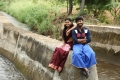 Priyadharshini, Logan in Kagitha Pookal Movie Stills