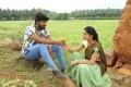 Logan, Priyadharshini in Kagitha Pookal Movie Stills
