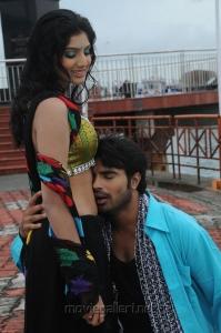 Vijith, Joshna in Kai Movie Hot Stills