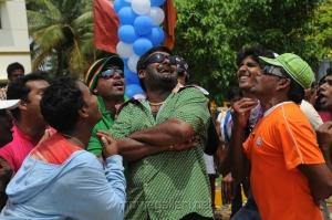 Ganja Karuppu in Kai Tamil Movie Pictures