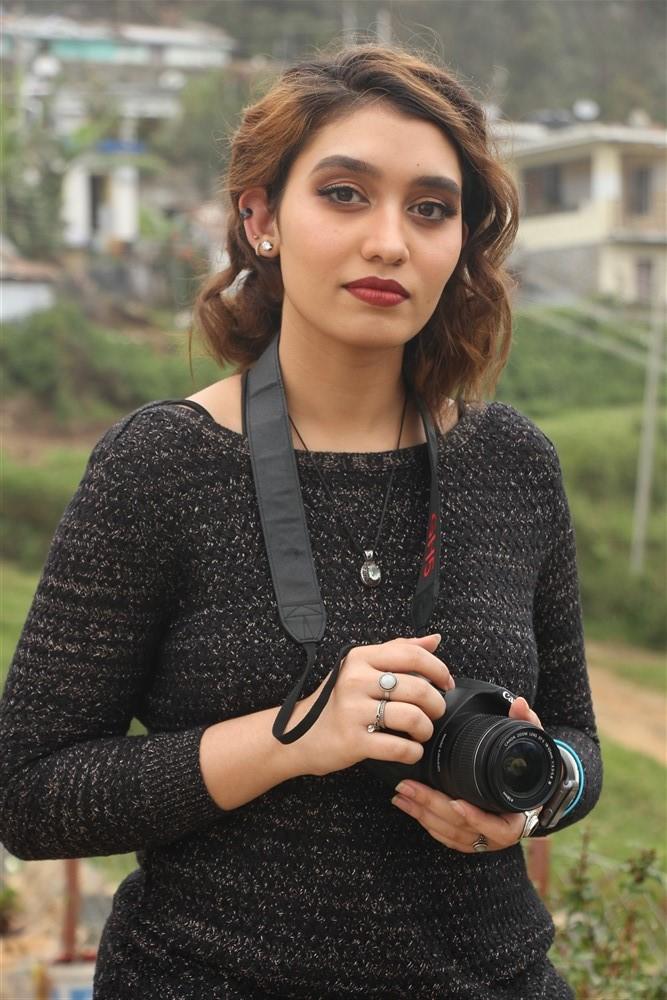 Actress Thana Naidu in Kaila Movie Stills