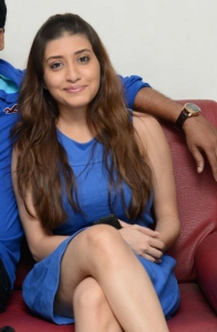 Kainaz Motivala Photos @ Bhoochamma Boochodu Logo Launch