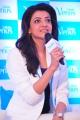 Actress Kajal Agarwal as Brand ambassador for Gillette Venus