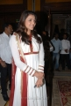 Actress Kajal Agarwal in White Churidar New Photo Gallery