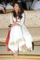 Actress Kajal Agarwal in White Salwar Kameez New Photo Gallery