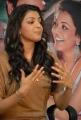Actress Kajal Agarwal Stills at Nayak Interview