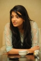 Actress Kajal New Cute Photos at Sarocharu Movie Interview