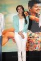 Actress Kajal Agarwal White Dress Stills at Tupaki Audio Launch