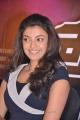 Kajal Agarwal Cute Smile Pics at Thuppaki Audio Release