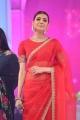 Actress Kajal Agarwal @ Brahmotsavam Audio Launch Photos