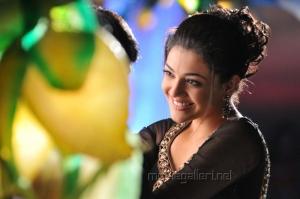 Kajal Agarwal Cute Smile Face Photos