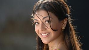 Kajal Agarwal Cute Smile Wallpapers
