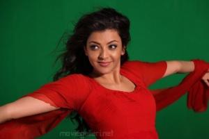 Kajal Agarwal Hot Pics @ Dhada Movie