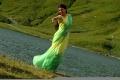 Kajal Agarwal Hot Saree Photos in Thuppaki Movie Vennilave Song