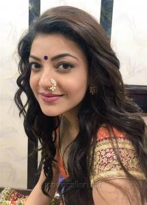 Kajal Agarwal Hot Look for Pakka Local Song @ Janatha Garage Movie