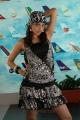Kajal Agarwal Hot Pics in Black Dress