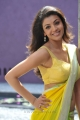 Kajal Agarwal Hot Saree in Businessman