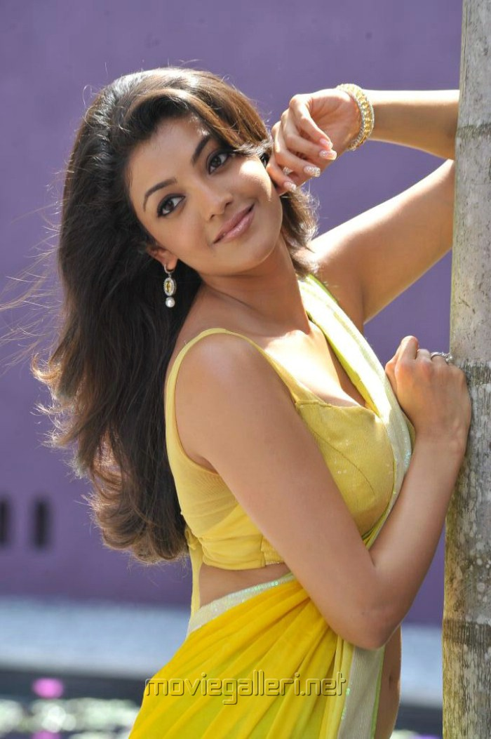 Picture 188906 | Kajal Agarwal Hot Saree in Businessman ...