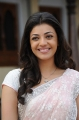 Kajal Agarwal Hot Saree Stills Photos@ Mr Perfect Movie