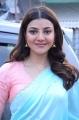 Actress Kajal Agarwal Cute Smile Images @ Priya Gold Oils Brand Ambassador