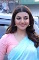 Actress Kajal Agarwal Cute Images @ Priya Gold Oils Brand Ambassador