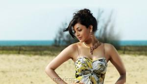 Kajal Agarwal Hot Photo Shoot for AVR Swarna Mahal