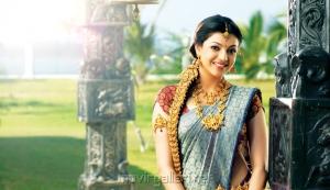 Kajal Agarwal Gorgeous Stills in AVR Swarna Mahal Ad