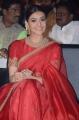 Actress Kajal Agarwal Hot Red Saree Photos