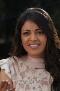 Kajal Agarwal Cute Face Expressions